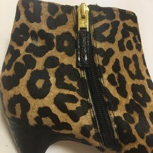 Sam Edelman Shoes - Sam Edelman Leopard Print Kinzey Booties